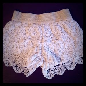 Girls shorts